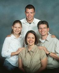 Brian Warne & Family