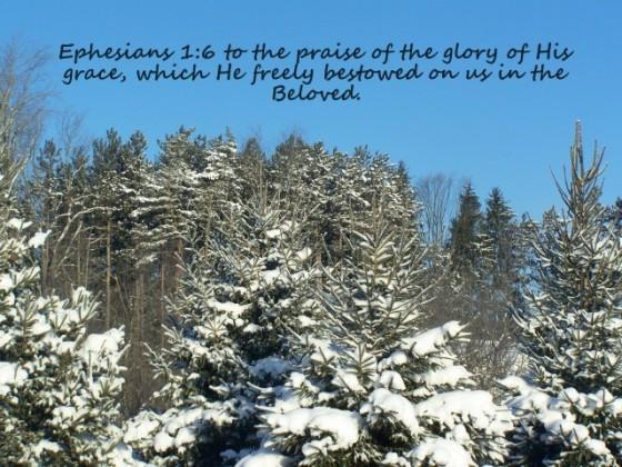 Ephesians 1;6