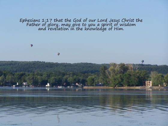 Ephesians 1-17