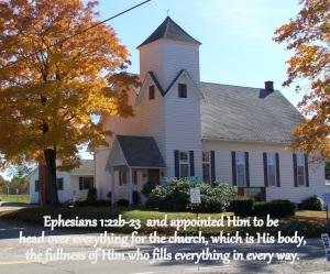 Ephesians 1_22b_23