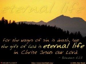 Romans 6;23