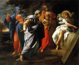 3-Marys-At-The-Tomb-Annibale-Carracci-c1600