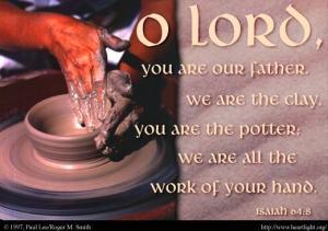 Isaiah 64;8