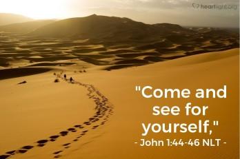 John 1;46