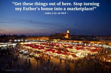 John 2;16